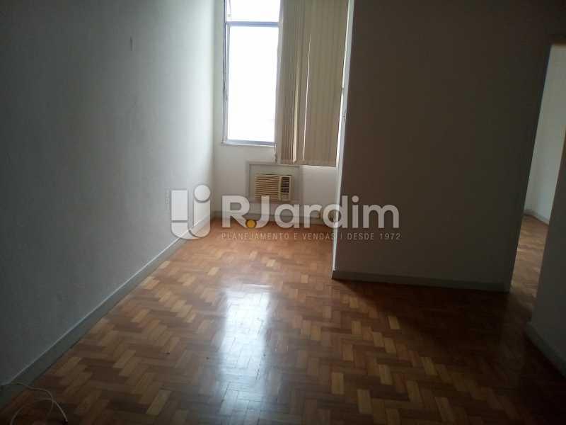 Sala - Aluguel Administração Imóveis Apartamento Leblon 1 Quarto - LAAP10333 - 3