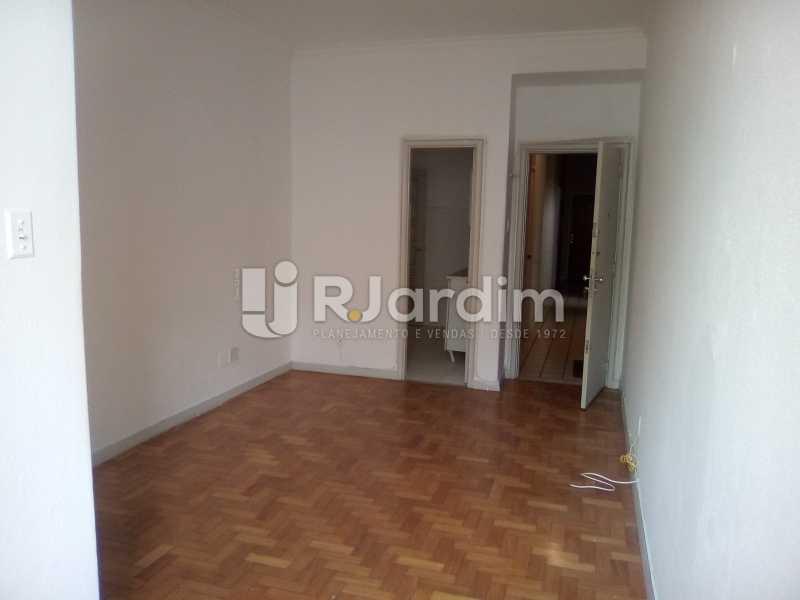 Sala - Aluguel Administração Imóveis Apartamento Leblon 1 Quarto - LAAP10333 - 4