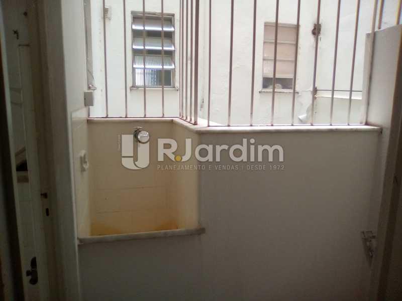 Area - Aluguel Administração Imóveis Apartamento Leblon 1 Quarto - LAAP10333 - 9