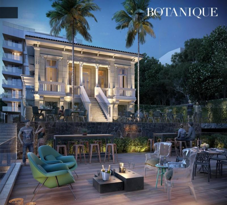 BOTANIQUE 211 - Botanique 211 Apartamento Jardim Botânico 3 Quartos - LAAP31898 - 3
