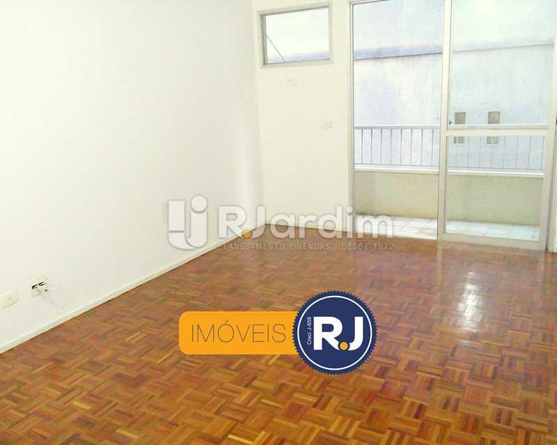 Sala - Compra Venda Avaliação Imóveis Apartamento Botafogo 2 Quartos - LAAP21352 - 1