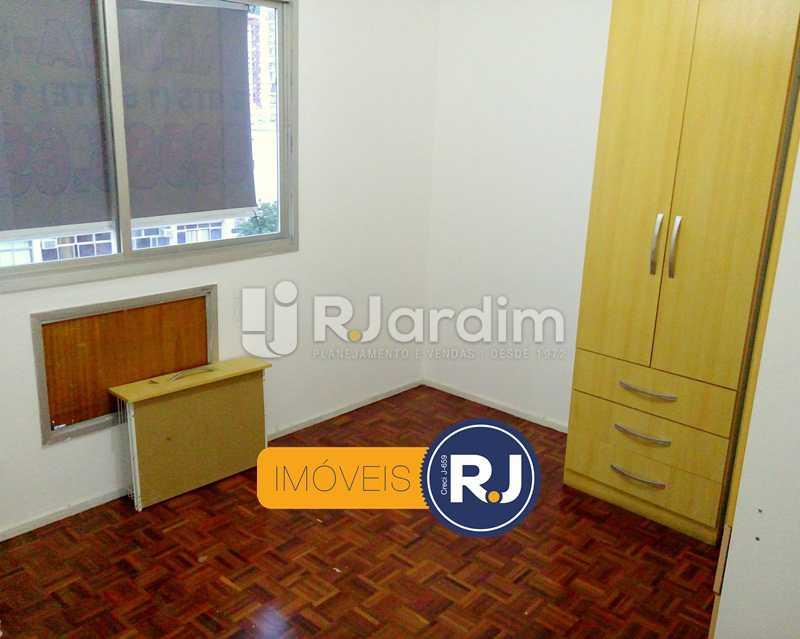Quarto - Compra Venda Avaliação Imóveis Apartamento Botafogo 2 Quartos - LAAP21352 - 11