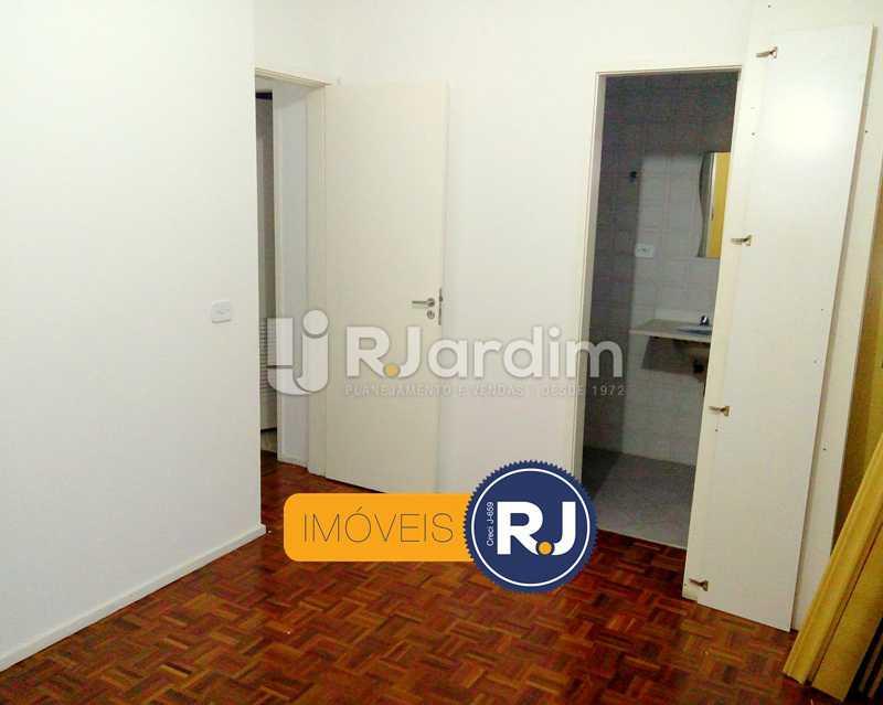 Quarto - Compra Venda Avaliação Imóveis Apartamento Botafogo 2 Quartos - LAAP21352 - 12