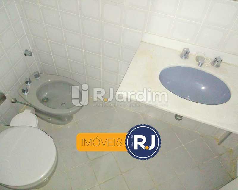 Banheiro Social - Compra Venda Avaliação Imóveis Apartamento Botafogo 2 Quartos - LAAP21352 - 16