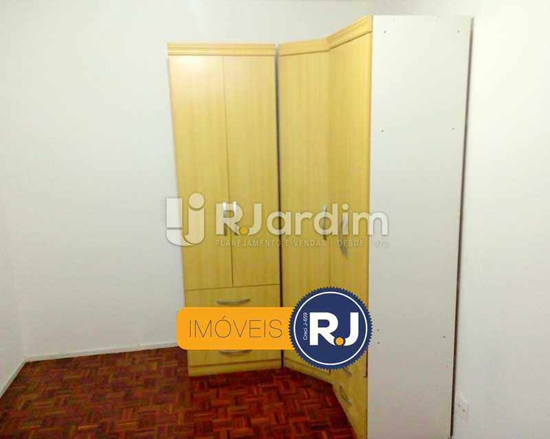 Quarto - Compra Venda Avaliação Imóveis Apartamento Botafogo 2 Quartos - LAAP21352 - 13