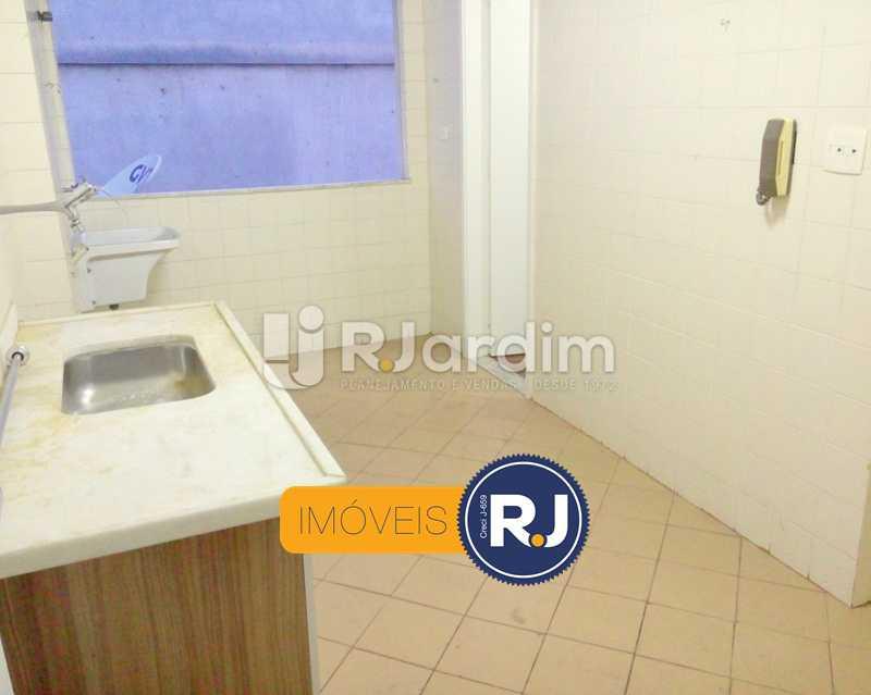 Cozinha - Compra Venda Avaliação Imóveis Apartamento Botafogo 2 Quartos - LAAP21352 - 18