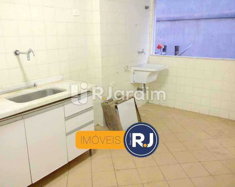 Cozinha - Compra Venda Avaliação Imóveis Apartamento Botafogo 2 Quartos - LAAP21352 - 19