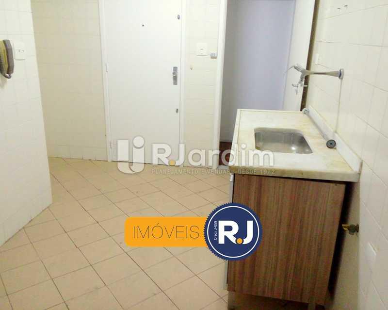 Cozinha - Compra Venda Avaliação Imóveis Apartamento Botafogo 2 Quartos - LAAP21352 - 20