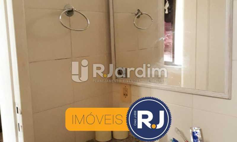 Banheiro Social  - Compra Venda Avaliação Imóveis Kitnet/Conjugado Botafogo - LAKI10032 - 15
