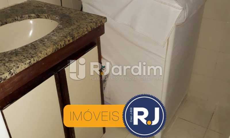 Banheiro Social - Compra Venda Avaliação Imóveis Kitnet/Conjugado Botafogo - LAKI10032 - 17