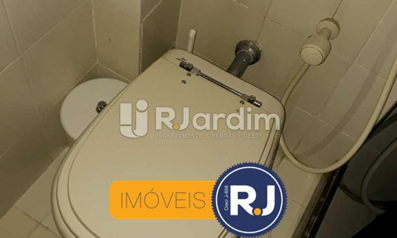 Banheiro Social - Compra Venda Avaliação Imóveis Kitnet/Conjugado Botafogo - LAKI10032 - 16