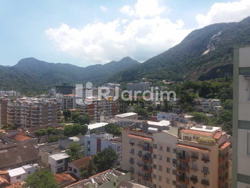 Vista quartos - Apartamento à venda Rua Jardim Botânico,Jardim Botânico, Zona Sul,Rio de Janeiro - R$ 1.500.000 - LAAP31907 - 16