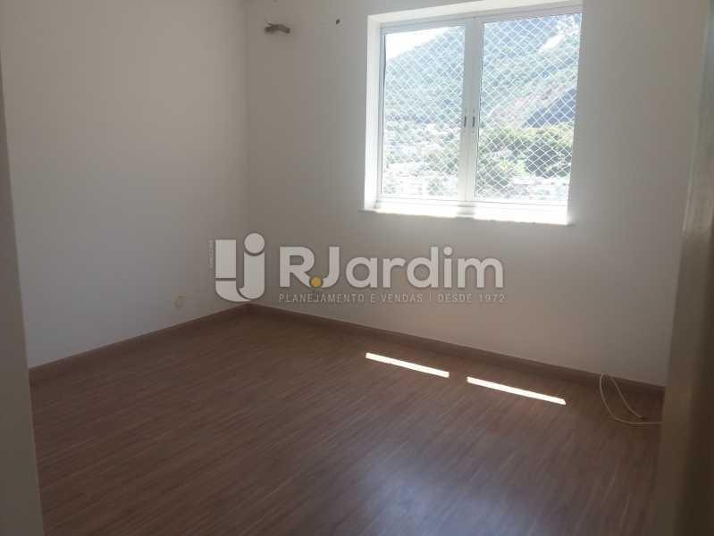 Quarto 2 - Apartamento à venda Rua Jardim Botânico,Jardim Botânico, Zona Sul,Rio de Janeiro - R$ 1.500.000 - LAAP31907 - 15