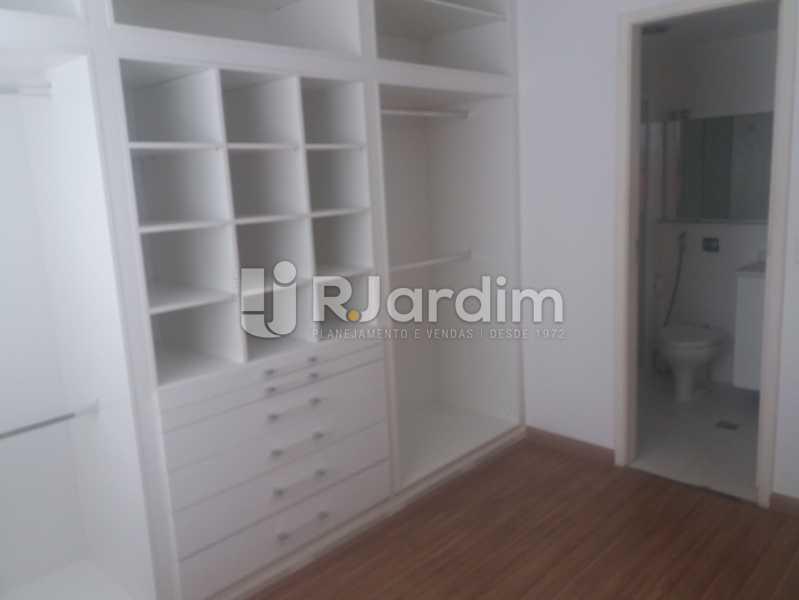 Suíte - Apartamento à venda Rua Jardim Botânico,Jardim Botânico, Zona Sul,Rio de Janeiro - R$ 1.500.000 - LAAP31907 - 9
