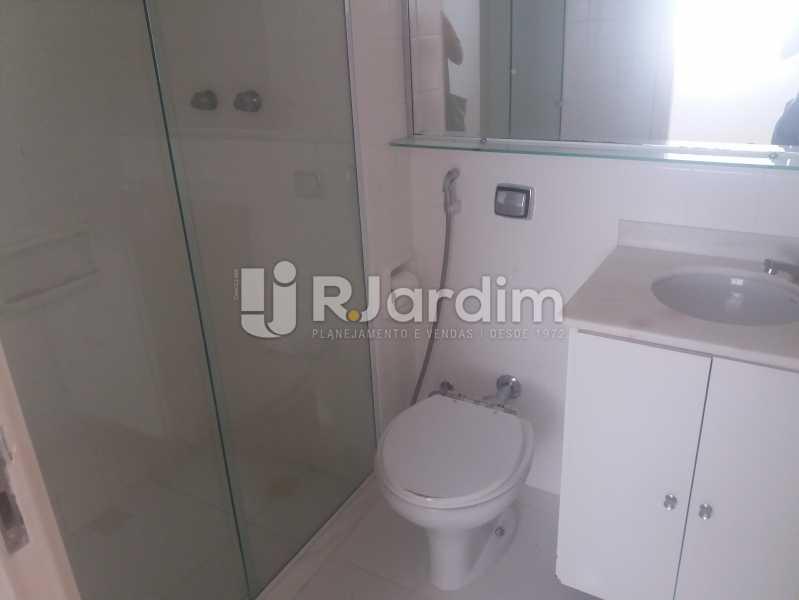 Banheiro suíte - Apartamento à venda Rua Jardim Botânico,Jardim Botânico, Zona Sul,Rio de Janeiro - R$ 1.500.000 - LAAP31907 - 10