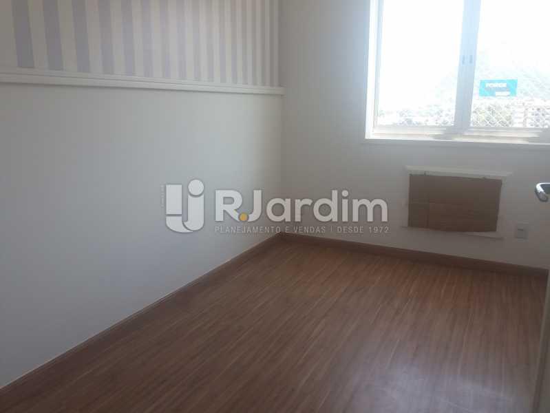 Quarto 1 - Apartamento à venda Rua Jardim Botânico,Jardim Botânico, Zona Sul,Rio de Janeiro - R$ 1.500.000 - LAAP31907 - 11