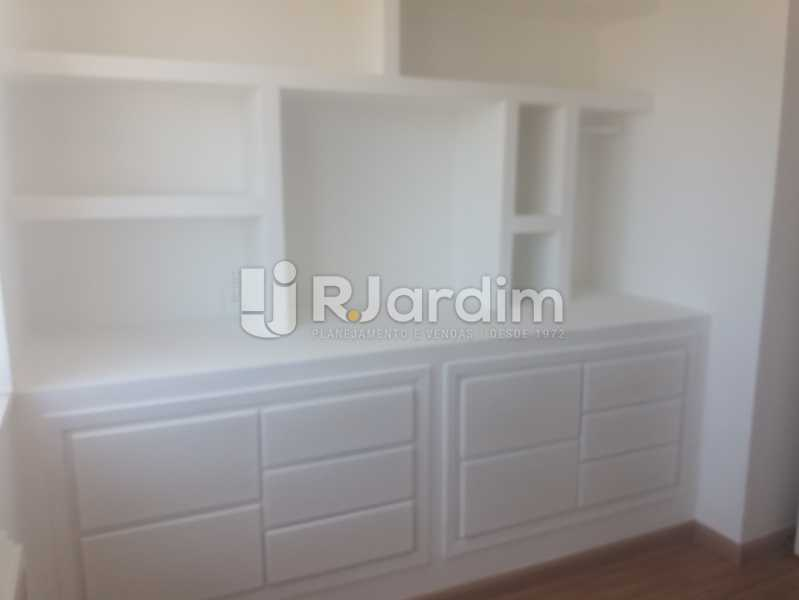 Quarto 1 - Apartamento à venda Rua Jardim Botânico,Jardim Botânico, Zona Sul,Rio de Janeiro - R$ 1.500.000 - LAAP31907 - 12