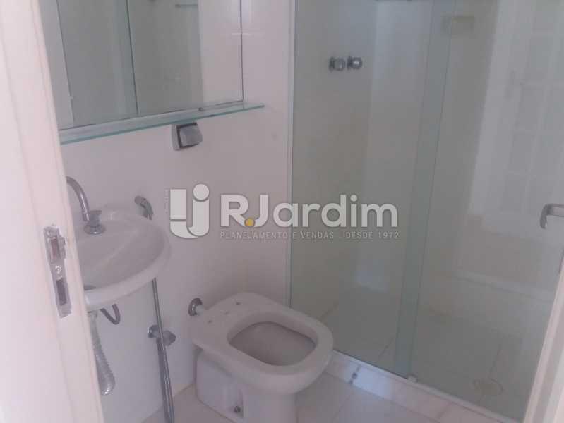 Banheiro social - Apartamento à venda Rua Jardim Botânico,Jardim Botânico, Zona Sul,Rio de Janeiro - R$ 1.500.000 - LAAP31907 - 13
