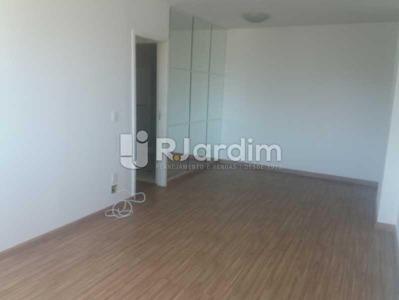 Sala - Apartamento à venda Rua Jardim Botânico,Jardim Botânico, Zona Sul,Rio de Janeiro - R$ 1.500.000 - LAAP31907 - 4