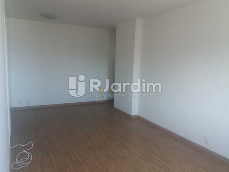 Sala - Apartamento à venda Rua Jardim Botânico,Jardim Botânico, Zona Sul,Rio de Janeiro - R$ 1.500.000 - LAAP31907 - 5