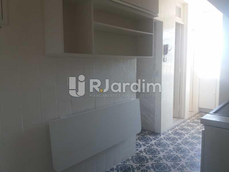 Cozinha - Apartamento à venda Rua Jardim Botânico,Jardim Botânico, Zona Sul,Rio de Janeiro - R$ 1.500.000 - LAAP31907 - 17