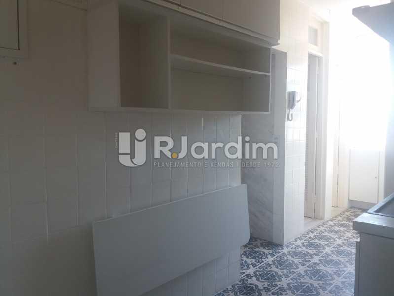 Cozinha - Apartamento à venda Rua Jardim Botânico,Jardim Botânico, Zona Sul,Rio de Janeiro - R$ 1.500.000 - LAAP31907 - 25