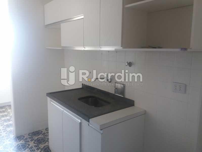Cozinha - Apartamento à venda Rua Jardim Botânico,Jardim Botânico, Zona Sul,Rio de Janeiro - R$ 1.500.000 - LAAP31907 - 18