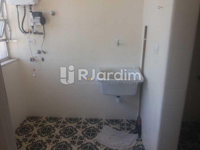 Área - Apartamento à venda Rua Jardim Botânico,Jardim Botânico, Zona Sul,Rio de Janeiro - R$ 1.500.000 - LAAP31907 - 20