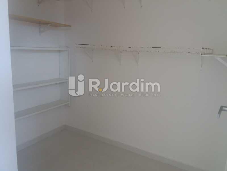 Dependência - Apartamento à venda Rua Jardim Botânico,Jardim Botânico, Zona Sul,Rio de Janeiro - R$ 1.500.000 - LAAP31907 - 21
