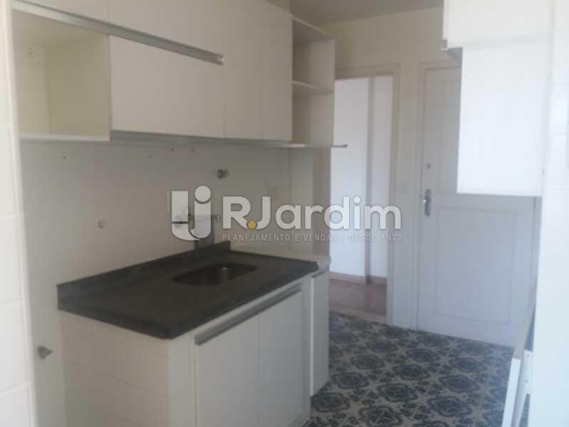 Cozinha - Apartamento à venda Rua Jardim Botânico,Jardim Botânico, Zona Sul,Rio de Janeiro - R$ 1.500.000 - LAAP31907 - 19