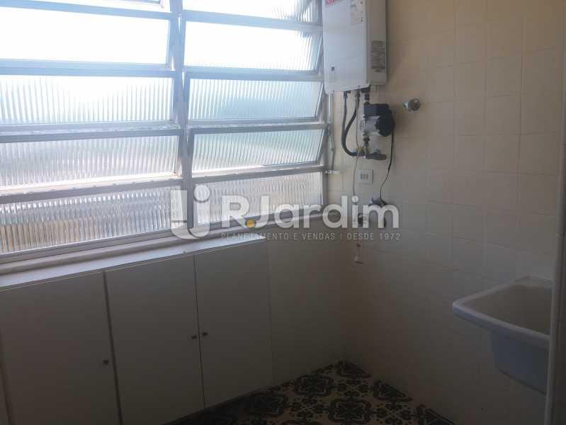 Área - Apartamento à venda Rua Jardim Botânico,Jardim Botânico, Zona Sul,Rio de Janeiro - R$ 1.500.000 - LAAP31907 - 23