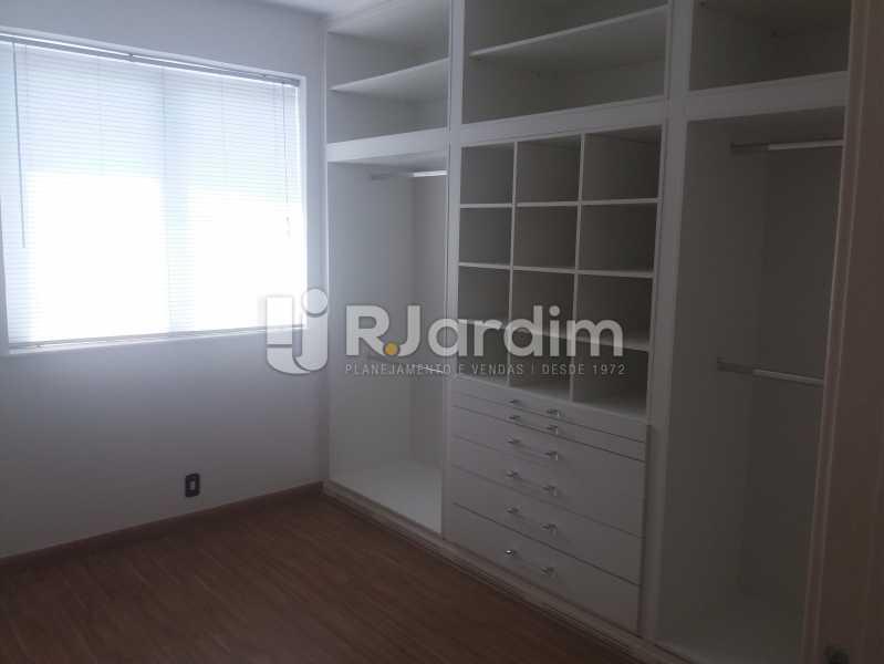 Suíte - Apartamento à venda Rua Jardim Botânico,Jardim Botânico, Zona Sul,Rio de Janeiro - R$ 1.500.000 - LAAP31907 - 8