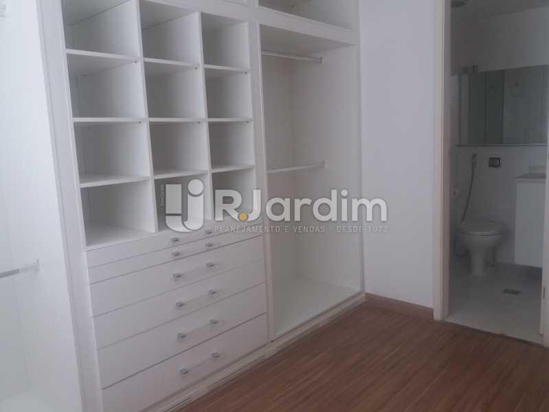 Suíte  - Apartamento à venda Rua Jardim Botânico,Jardim Botânico, Zona Sul,Rio de Janeiro - R$ 1.500.000 - LAAP31907 - 26