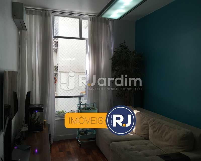 sala - Apartamento À Venda - Copacabana - Rio de Janeiro - RJ - LAAP21358 - 1