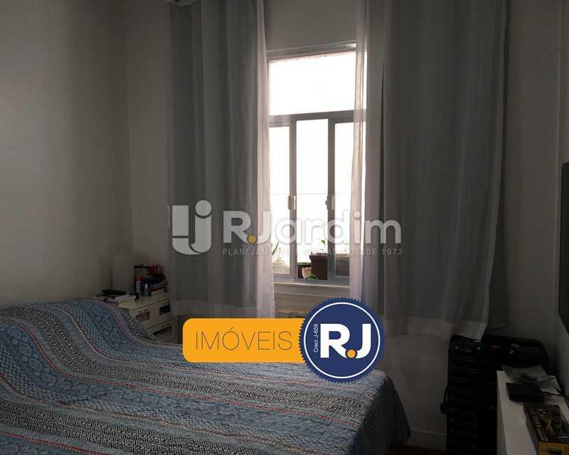quarto 1 - Apartamento À Venda - Copacabana - Rio de Janeiro - RJ - LAAP21358 - 6