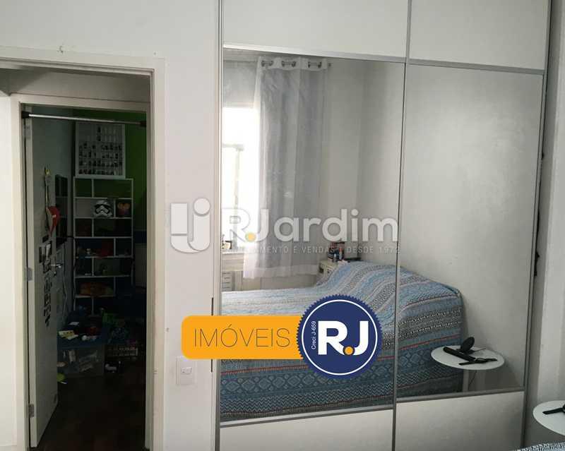 quarto 1 - Apartamento À Venda - Copacabana - Rio de Janeiro - RJ - LAAP21358 - 8
