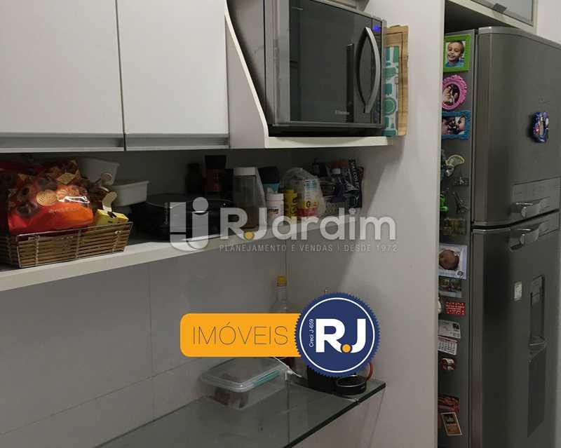 cozinha - Apartamento À Venda - Copacabana - Rio de Janeiro - RJ - LAAP21358 - 16