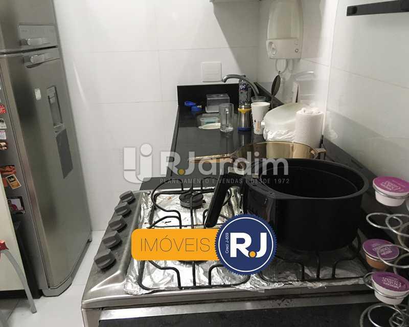 cozinha - Apartamento À Venda - Copacabana - Rio de Janeiro - RJ - LAAP21358 - 17