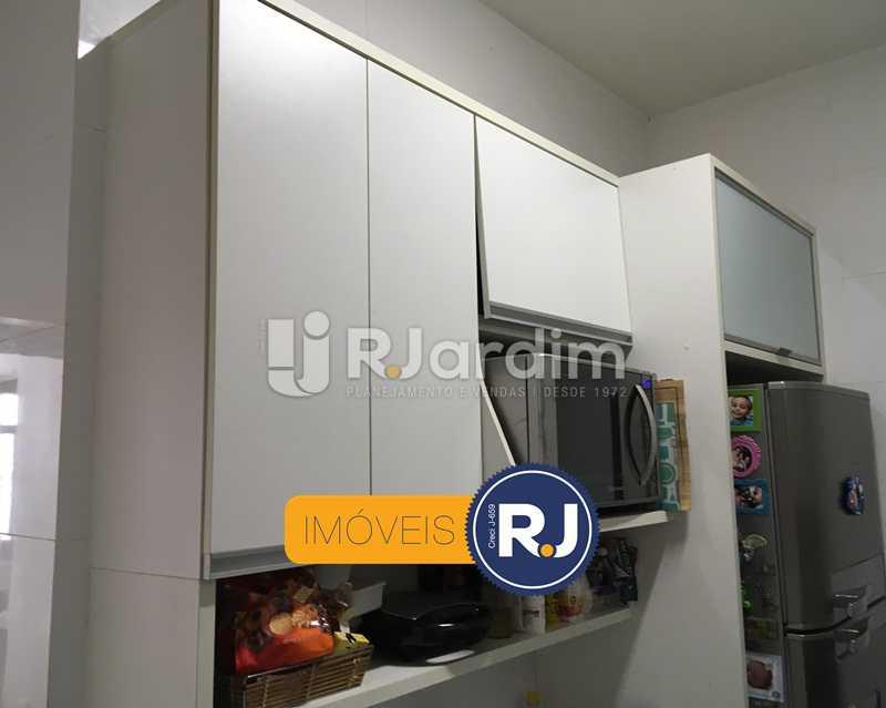 cozinha - Apartamento À Venda - Copacabana - Rio de Janeiro - RJ - LAAP21358 - 18
