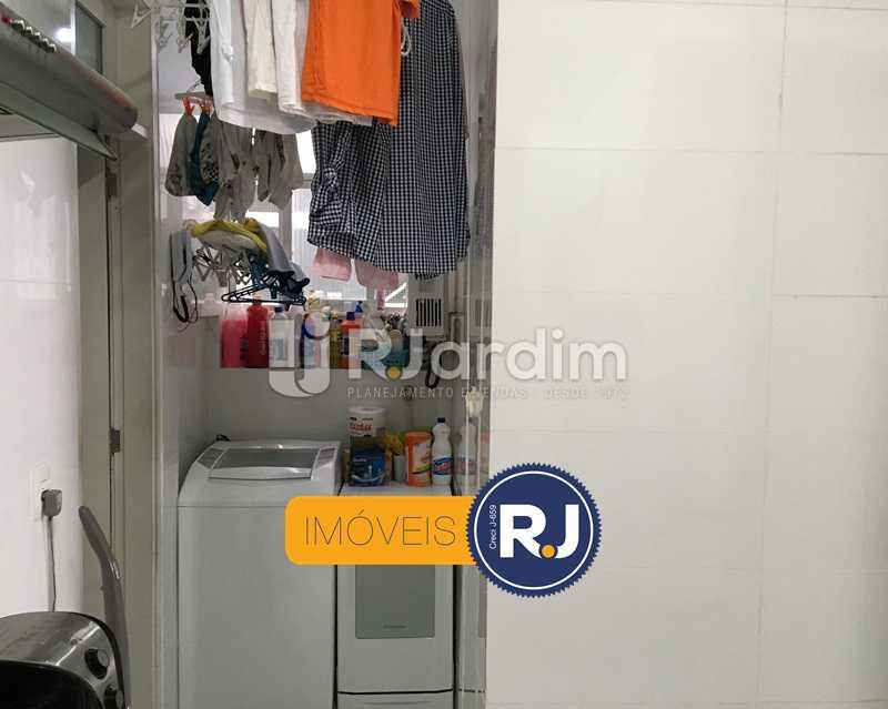 área de serviço - Apartamento À Venda - Copacabana - Rio de Janeiro - RJ - LAAP21358 - 21