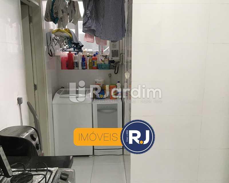 área de serviço - Apartamento À Venda - Copacabana - Rio de Janeiro - RJ - LAAP21358 - 22