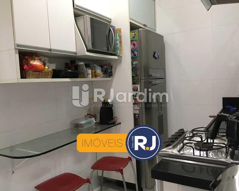 cozinha - Apartamento À Venda - Copacabana - Rio de Janeiro - RJ - LAAP21358 - 15