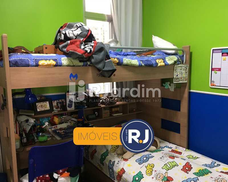 quarto 2 - Apartamento À Venda - Copacabana - Rio de Janeiro - RJ - LAAP21358 - 12