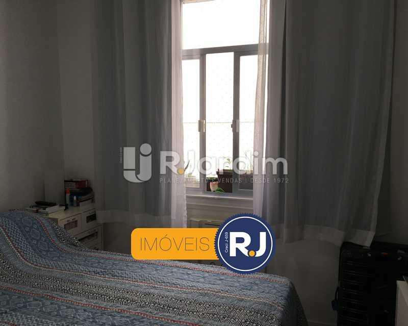 quarto 1 - Apartamento À Venda - Copacabana - Rio de Janeiro - RJ - LAAP21358 - 9