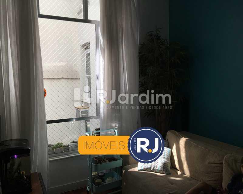 sala - Apartamento À Venda - Copacabana - Rio de Janeiro - RJ - LAAP21358 - 3