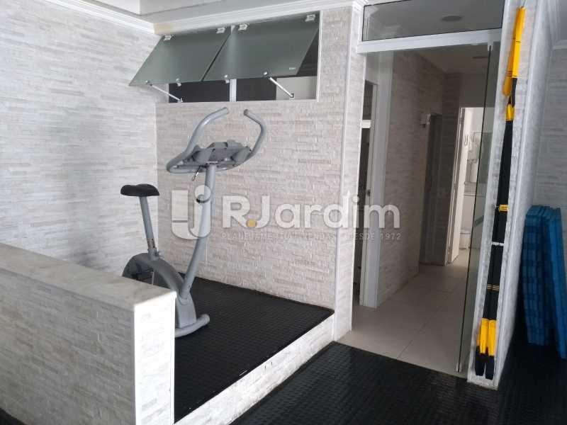academia  - Compra Venda Avaliação Imóveis Flat Residencial Ipanema 2 quartos - LAFL20084 - 11
