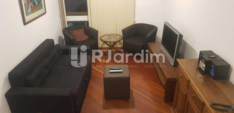 sala  - Compra Venda Avaliação Imóveis Flat Residencial Ipanema 2 quartos - LAFL20084 - 4