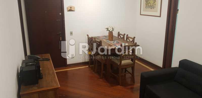 sala  - Compra Venda Avaliação Imóveis Flat Residencial Ipanema 2 quartos - LAFL20084 - 3
