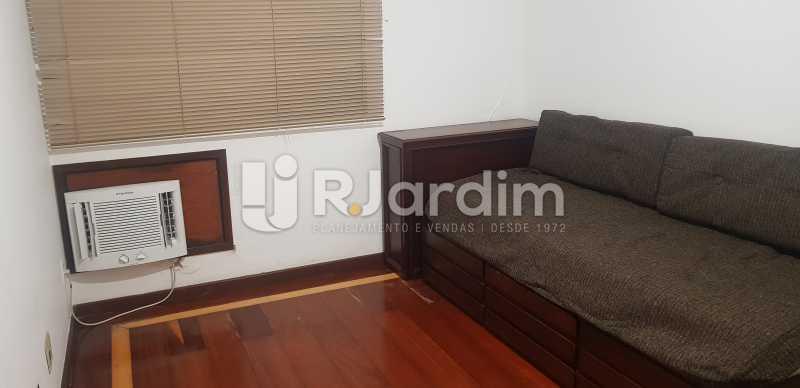 quarto  - Compra Venda Avaliação Imóveis Flat Residencial Ipanema 2 quartos - LAFL20084 - 7