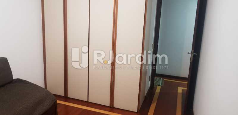 quarto  - Compra Venda Avaliação Imóveis Flat Residencial Ipanema 2 quartos - LAFL20084 - 5